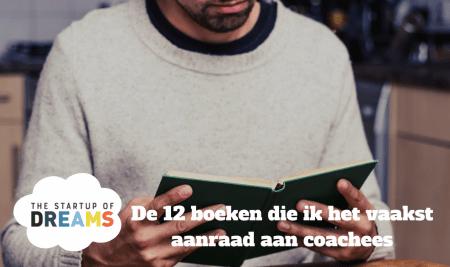 De 12 boeken die ik het vaakst aanraad aan coachees