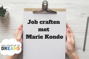 Job craften met Marie Kondo