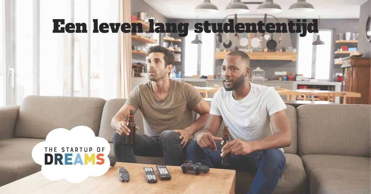 Een leven lang studententijd