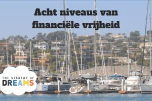Acht niveaus van financiële vrijheid